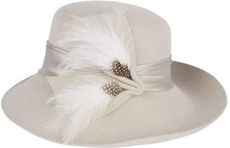 Siggi Feather Trilby Hat