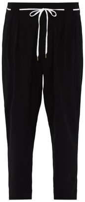 SASQUATCHfabrix. Nanpou Tapered Trousers - Mens - Black