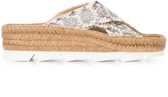 Jimmy Choo Roccia sandals