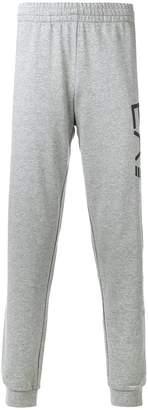 Emporio Armani Ea7 printed logo track pants
