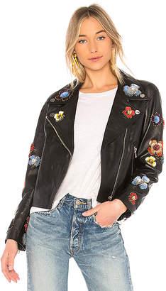 LPA Leather Jacket 637