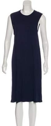 Alexander Wang Sleeveless Knee-Length Dress