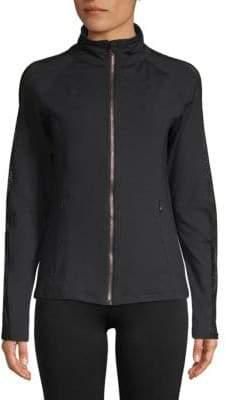 Electric Yoga Poison Dots Jacket