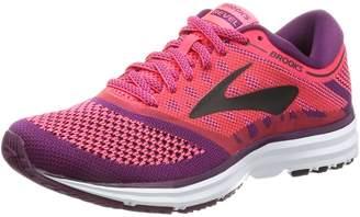 Brooks Women's Revel Running Shoe (BRK-120249 1B 3936440 6.5 Gry/EBO/Tea)