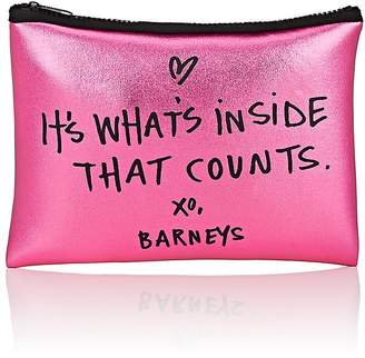 Barneys New York WOMEN'S COSMETIC BAG