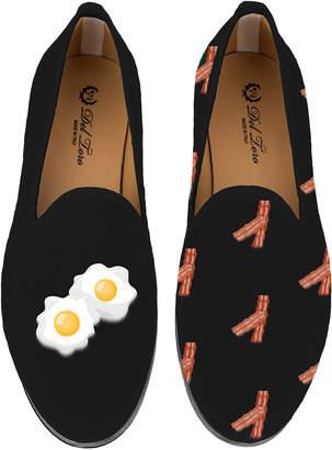 Del Toro Exclusive: More Bacon & Eggs Slipper