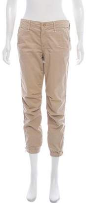 Mother Mid-Rise Skinny Pants