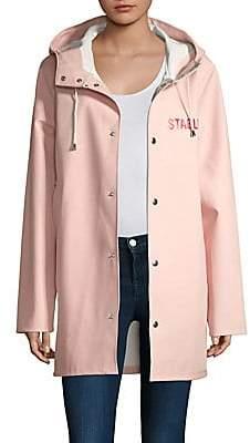 Stutterheim Perspective 24/7 Perspective Women's Pink Raincoat