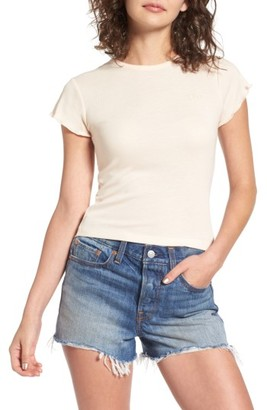 Women's Obey Tanner Tee $40 thestylecure.com