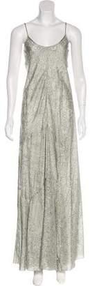Biya Silk Maxi Dress