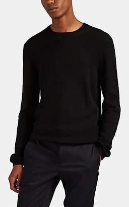 Prada Men's Cashmere Crewneck Sweater - Black