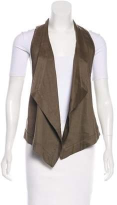 Diane von Furstenberg Ellowyn Linen Vest