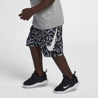 Nike Dri-FIT Toddler Printed Shorts