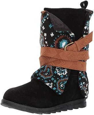 Muk Luks Women's Nikki Black Fashion Boot