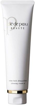 Cle De Peau Beaute Cleansing Cream Oil $75 thestylecure.com