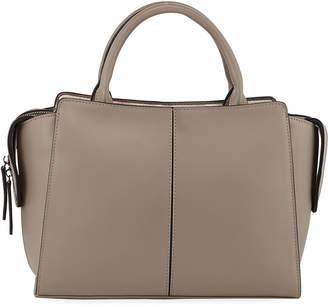 Jagger Kc Moritz Two-Tone Large Satchel Bag