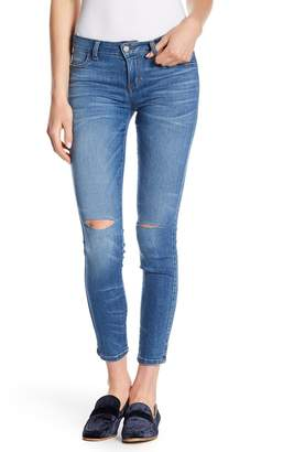Siwy Denim Hannah Skinny Slit Knee Jeans