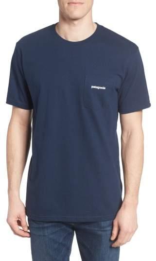 Men's Patagonia P-6 Logo Graphic T-Shirt
