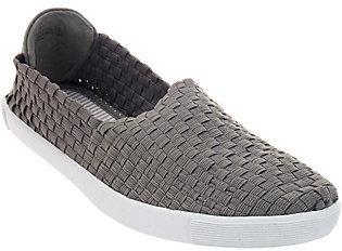 BareTraps As Is BareTrap Woven Slip-On Shoes - Tricia $30.75 thestylecure.com