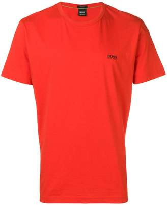 HUGO BOSS logo print T-shirt