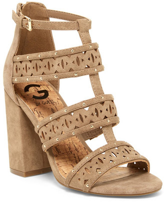 G by GUESS Indeali Sandal $69 thestylecure.com