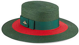 Gucci Women's Alba Straw Hat