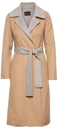 Banana Republic JAPAN ONLINE EXCLUSIVE Wool-Blend Coat