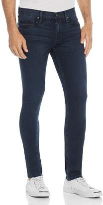 Paige Croft Super Skinny Fit Jeans in Lark