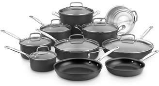 Cuisinart 17 Piece Chefs Classic Hard Anodized Non-Stick Cookware Set