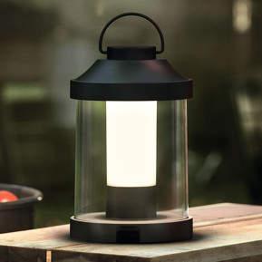 Funktionale LED-Laterne Abelia