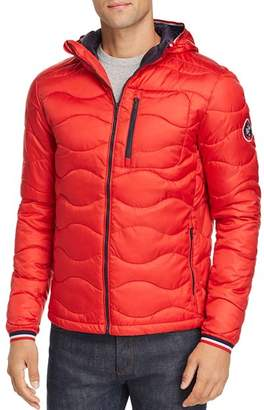 Superdry Wave-Quilted Puffer Jacket