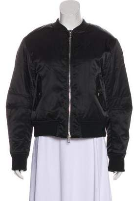 3.1 Phillip Lim Lace-Up Bomber Jacket w/ Tags