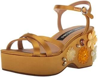 Marc Jacobs Women's Callie Embellished Wedge Sandal