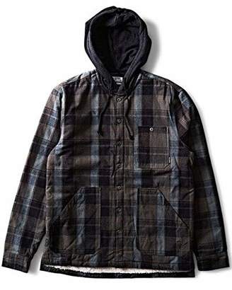 Billabong Men's Baja Sherpa Flannel