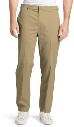 Izod Men's Advantage SportFlex Waistband Comfort Chino Pants