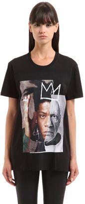 Diego Venturino Basquiat Picasso Face T-Shirt