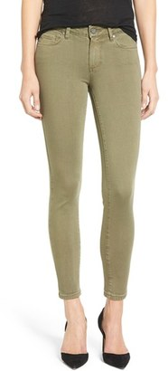 Women's Paige Transcend - Verdugo Ankle Skinny Jeans $199 thestylecure.com