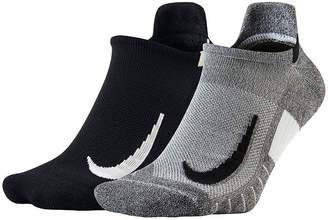 Nike 2 Pair Performance No Show Socks