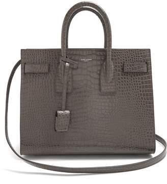 Saint Laurent Sac De Jour classic leather tote
