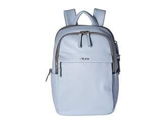 Tumi Voyageur Leather Daniella Small Backpack