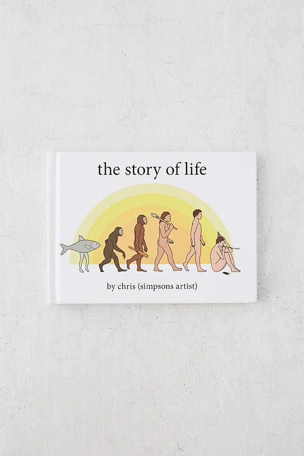 Buy The Story of Life By Chris (Simpsons Artist)!