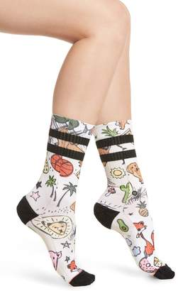 Stance Thoughts Crew Socks