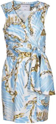 Moschino Printed Dress