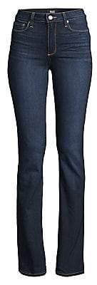 Paige Women's Manhattan High-Rise Bootcut Jeans