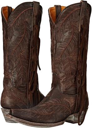 Old Gringo - Choctaw Cowboy Boots $479 thestylecure.com
