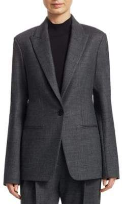The Row Naycene Wool-Blend Blazer