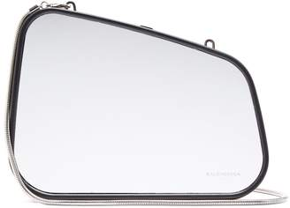 Balenciaga Case Retroviseur clutch