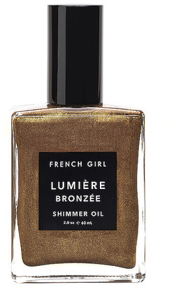 French Girl Organics Lumiere Bronzing Oil