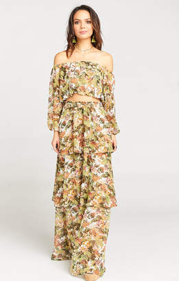 Show Me Your Mumu Karla Convertible Skirt Dress ~ Prairie Meadows