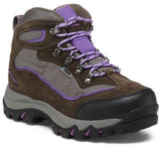 Wide Size Waterproof Hiking Boots